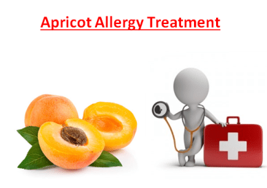 Apricot Allergy Treatment