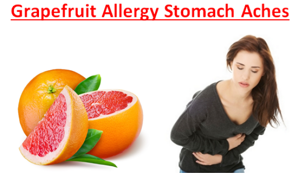 Can Grapefruit upset your stomach?
