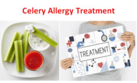 Celery Allergy Treatment