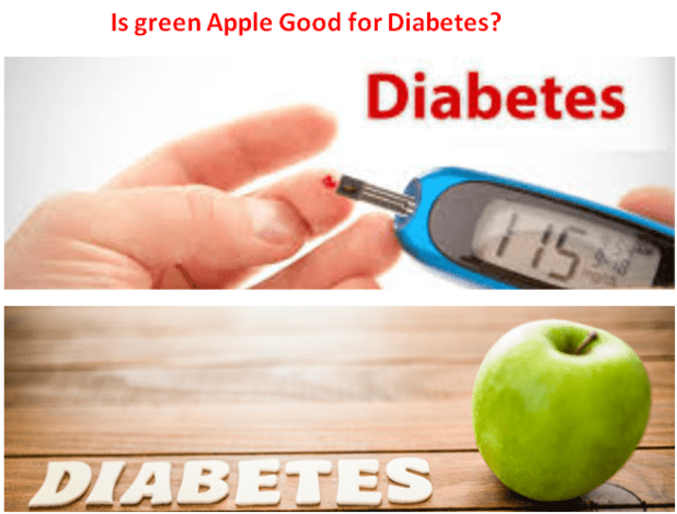 Is green Apple Good for Diabetes?