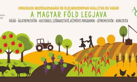 Pályázati felhívás a 78. Országos Mezőgazdasági és Élelmiszeripari Kiállítás és Vásár díjaira