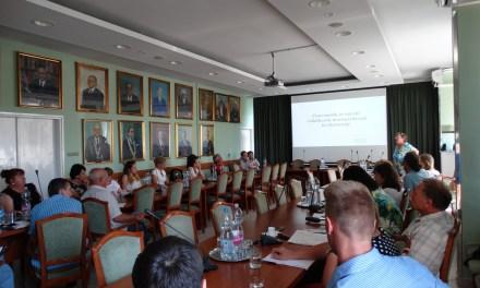 Szakmai Nap az Operatív program összeállítással és Működési alap támogatás elszámolással kapcsolatos feladatokról