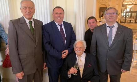 100 éves dr. Bálint György – mindannyiunk Bálint Gazdája