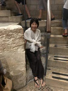 マリア時代の階段