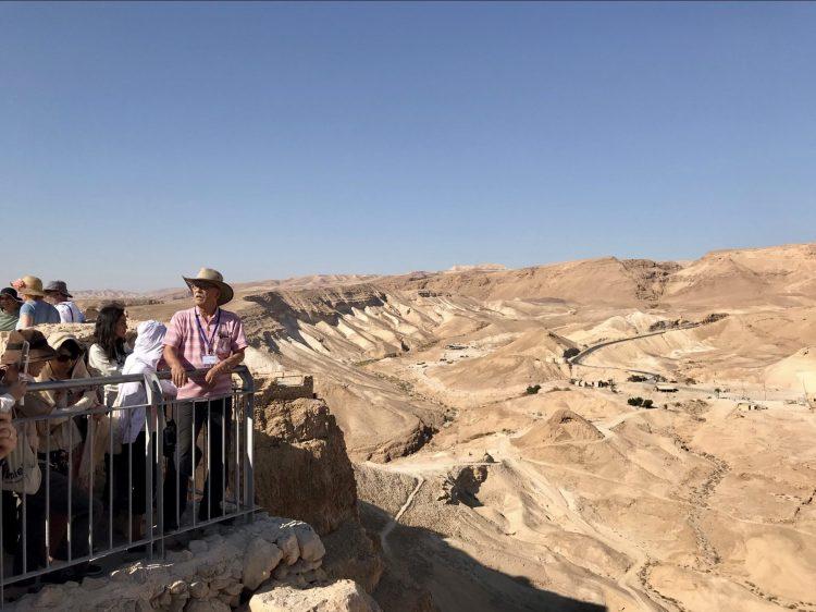 マサダ 要塞 イスラエル