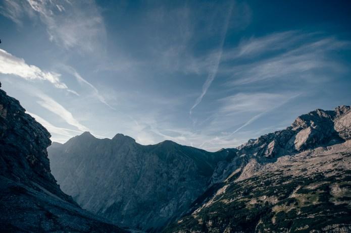 Zugspitze Tour AUG 2014-19
