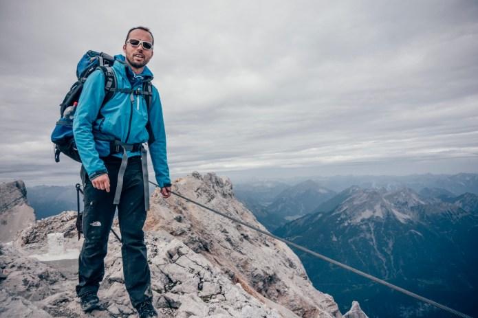 Zugspitze Tour AUG 2014-38
