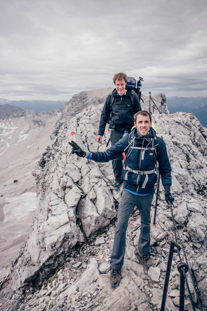 Zugspitze Tour AUG 2014-39