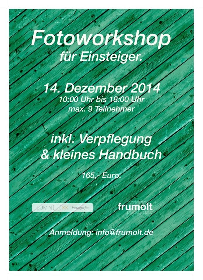 workshop 14 dez 2014