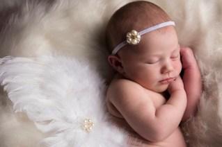 in home newborn portrait session pittsburgh pa