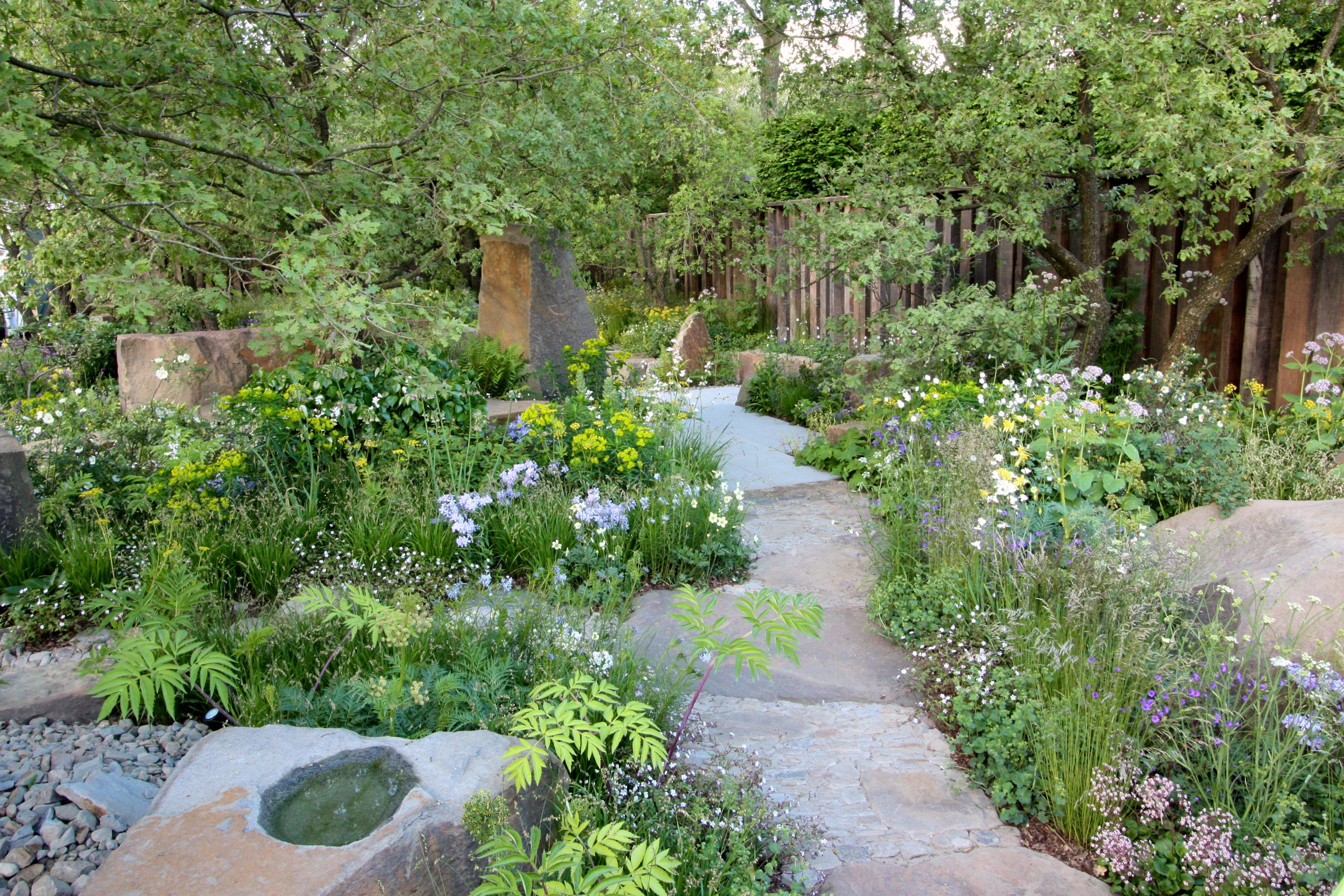 Chelsea Flower Show 2016 The Show Gardens  The Frustrated Gardener