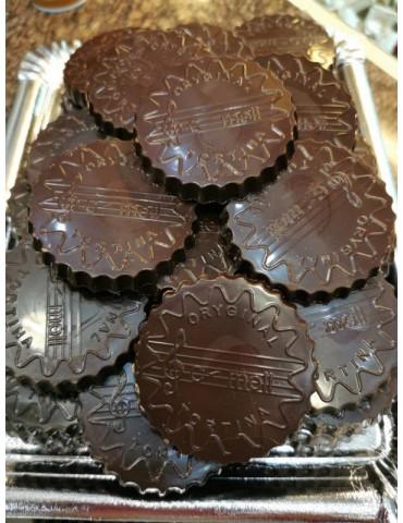 CHAPAS DE CHOCOLATE
