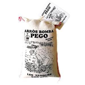 arroz bomba pego