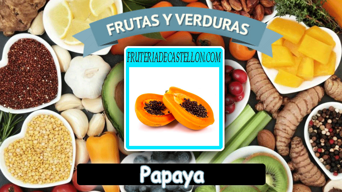 papaya PAPAYO