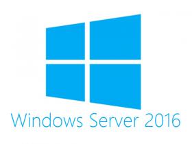 Installation Windows 2016 Core