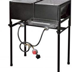 Kitchener Triple Basket Deep Fryer Kitchen Backyard Design 5 Best Propane Fryers Review Get The Right Model For You