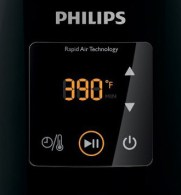 philips airfryer digital control