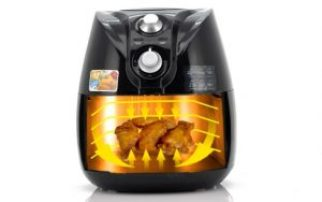 How does an Airfryer Work