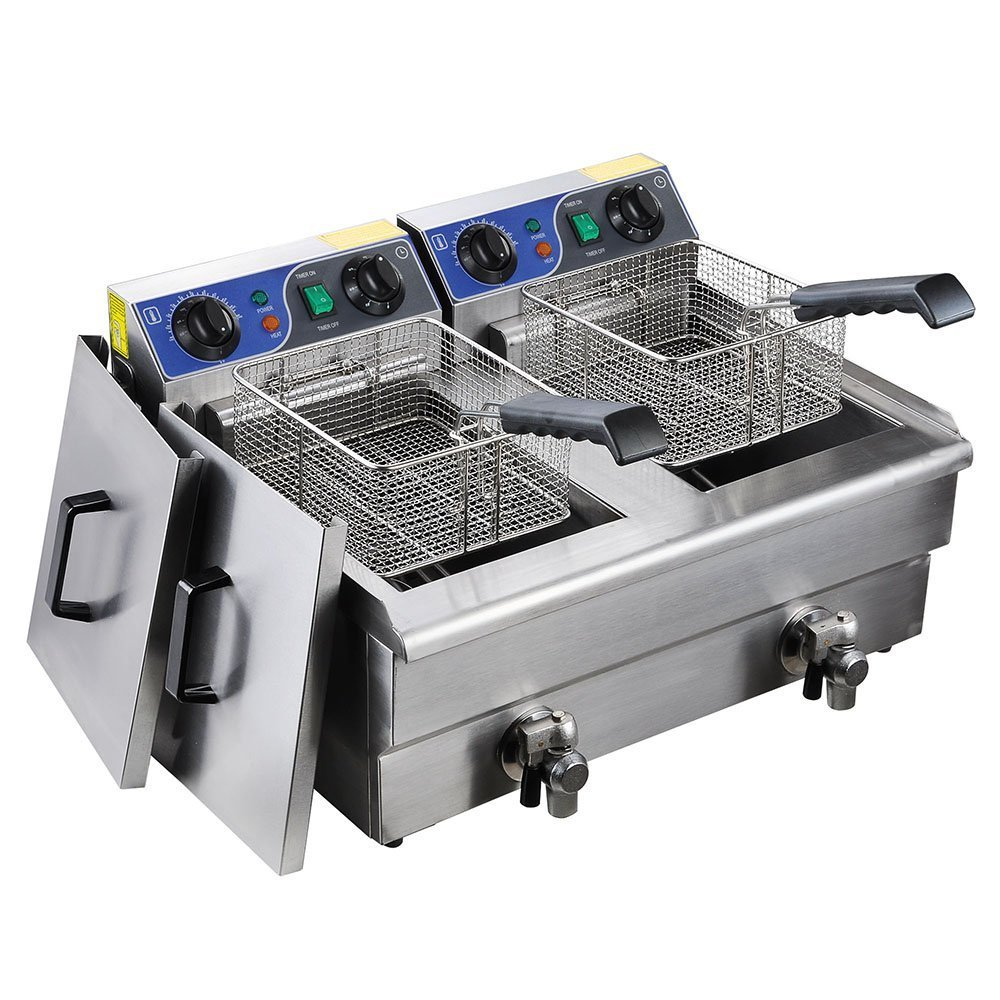 20l commercial deep fryer
