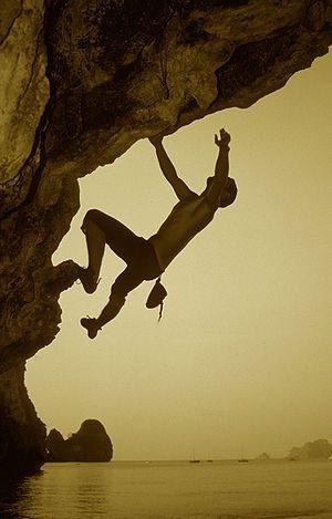 Climbing technique