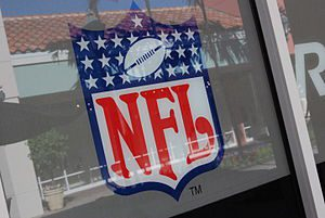 A photo of the Logo of the National Football L...