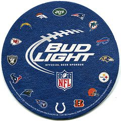Bud Light - National Football League, American...