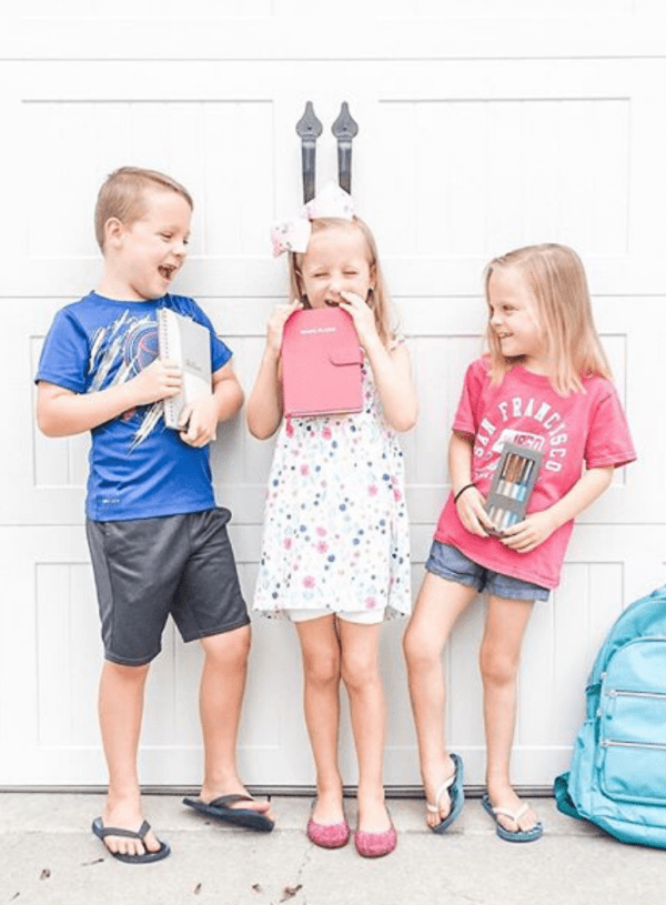 My Babies Are Starting Kindergarten | And I Can't Find the Words