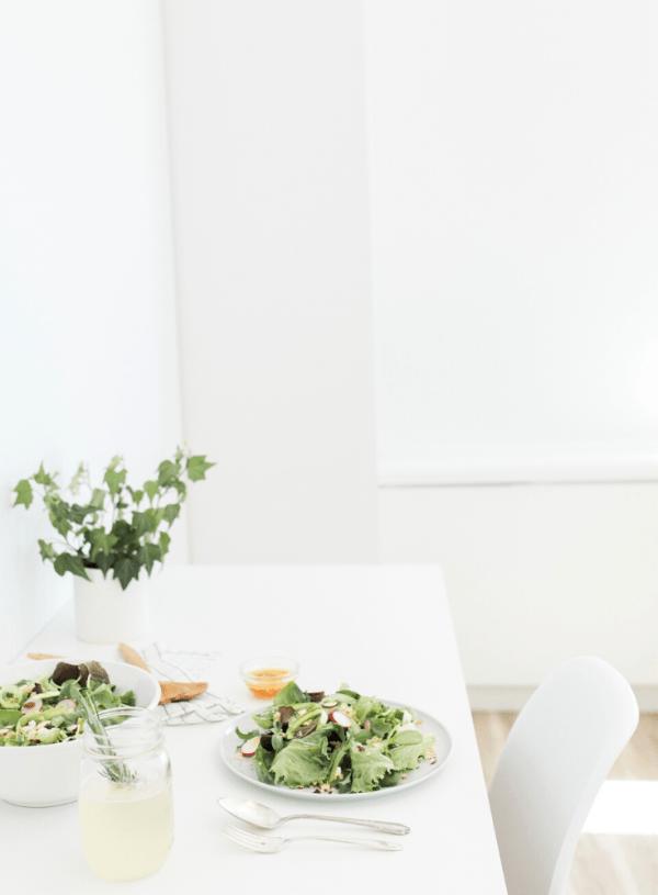 Simple Spring Salads | National Salad Month