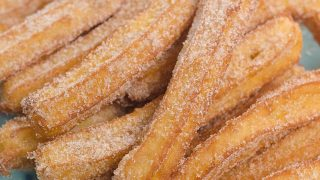 Easy Churros Recipe