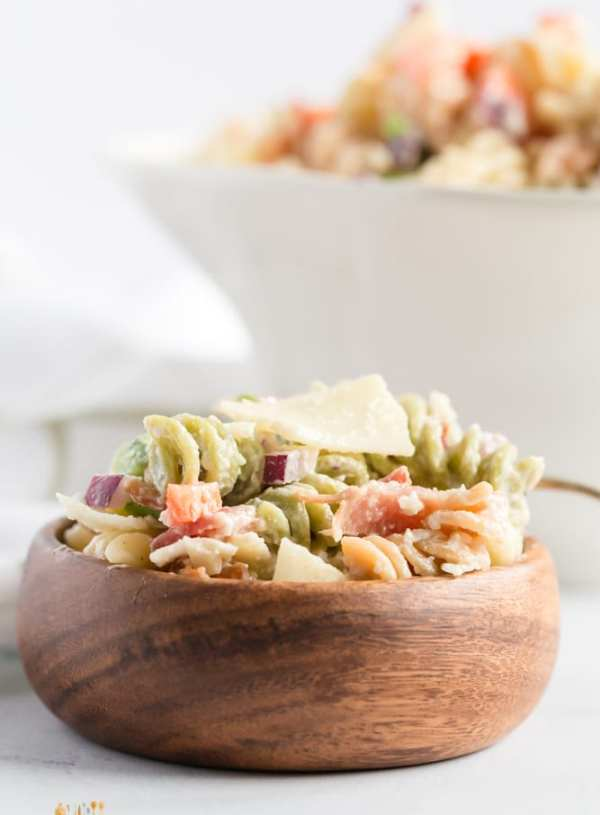 Perfect Pasta Salads | National Salad Month
