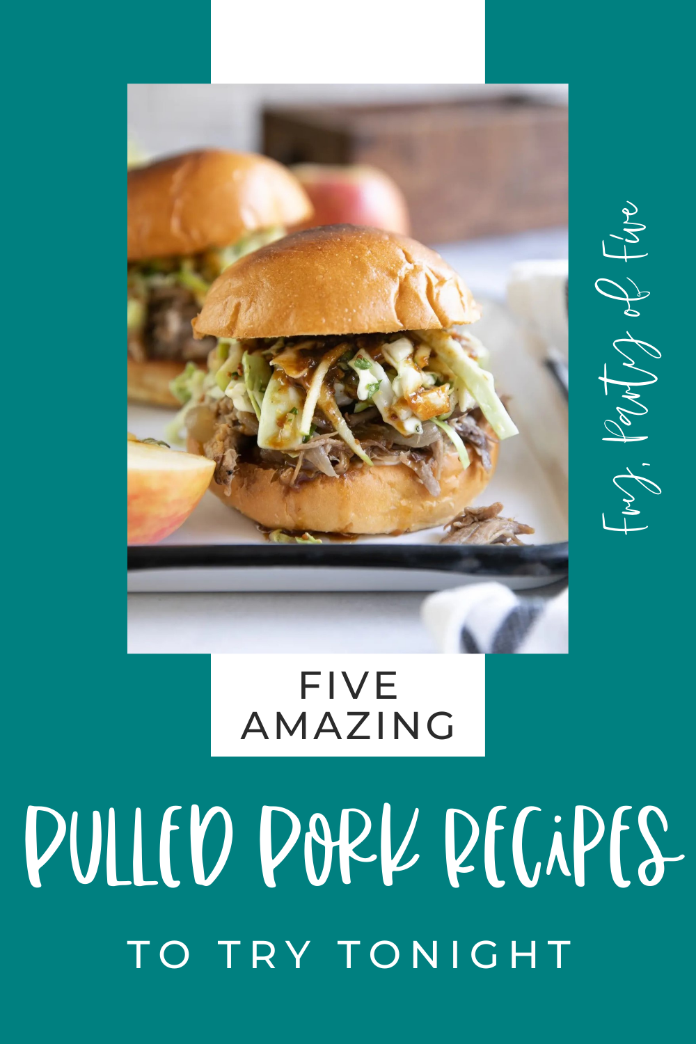 Five on Friday | Amazing Pulled Pork Recipes You\'ll Want To Try Right Now