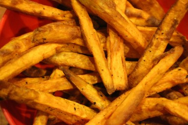 Sweet Potato Fries AirFryer