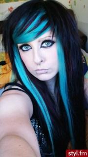 fryzury emo