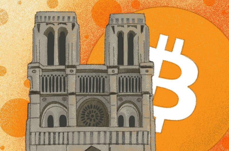 International Bitcoiners Pitch In on Notre-Dame Restoration Effort