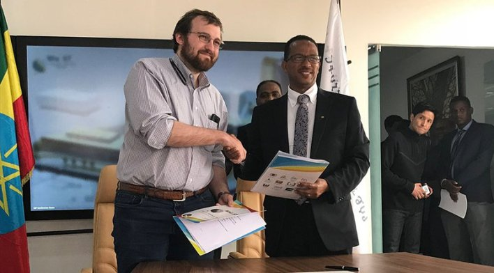 IOHK Partners With Ethiopia to Explore Blockchain Applications