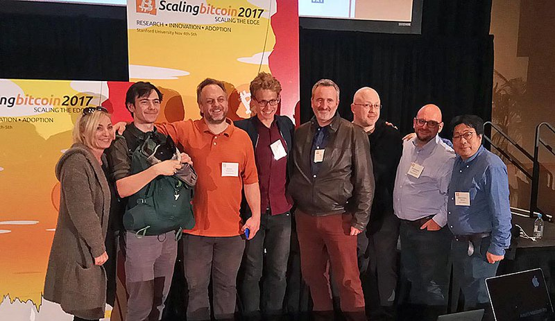 Scaling Bitcoin Stanford team