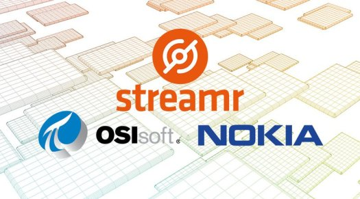 Streamr Launches Real-Time Data Marketplace, Partners With Nokia and OSIsoft