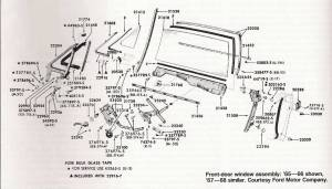 1966 Ford Mustang Engine Diagram   Wiring Library