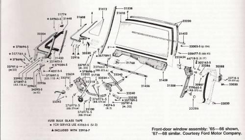 small resolution of 65 mustang door glass diagram schematic diagram1966 mustang door diagram wiring diagram all data 65 mustang