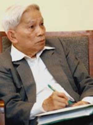 GS Hoàng Tuỵ, một nhà khoa học nổi tiếng về sự chính trực