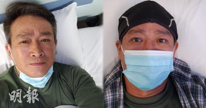 【新冠肺炎】麥德羅情況好轉已退燒 僅咳嗽胸口痛要吸氣 (13:44) - 20200721 - SHOWBIZ - 明報OL網