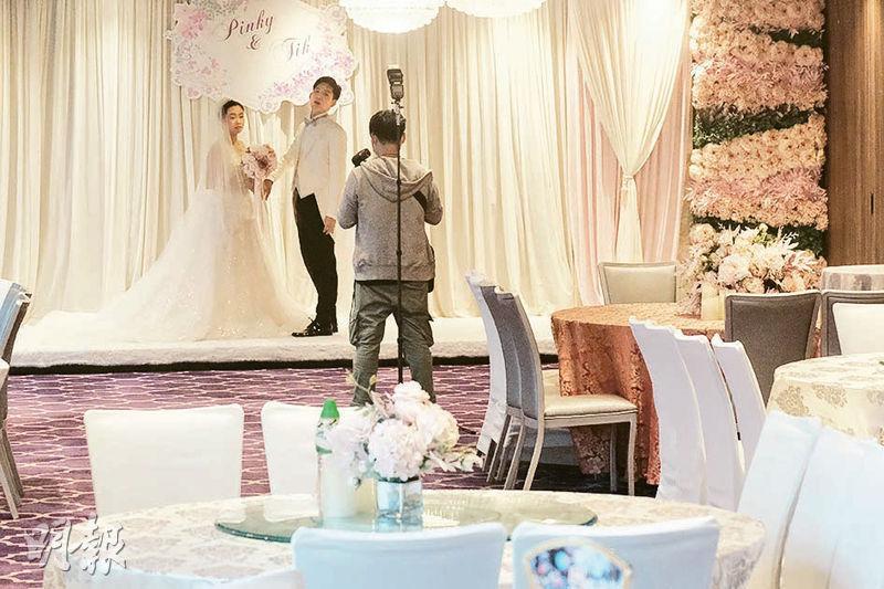 婚禮限20人 新人「吉場」證婚 - 20200330 - 要聞 - 每日明報 - 明報新聞網