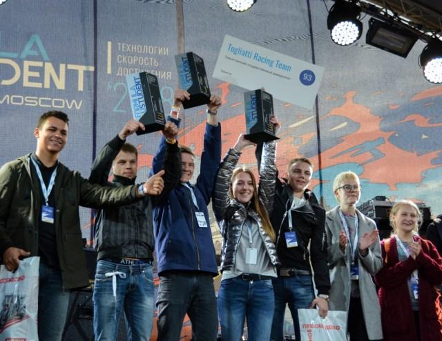На чём строится победа. Как тольяттинские студенты покорили Москву