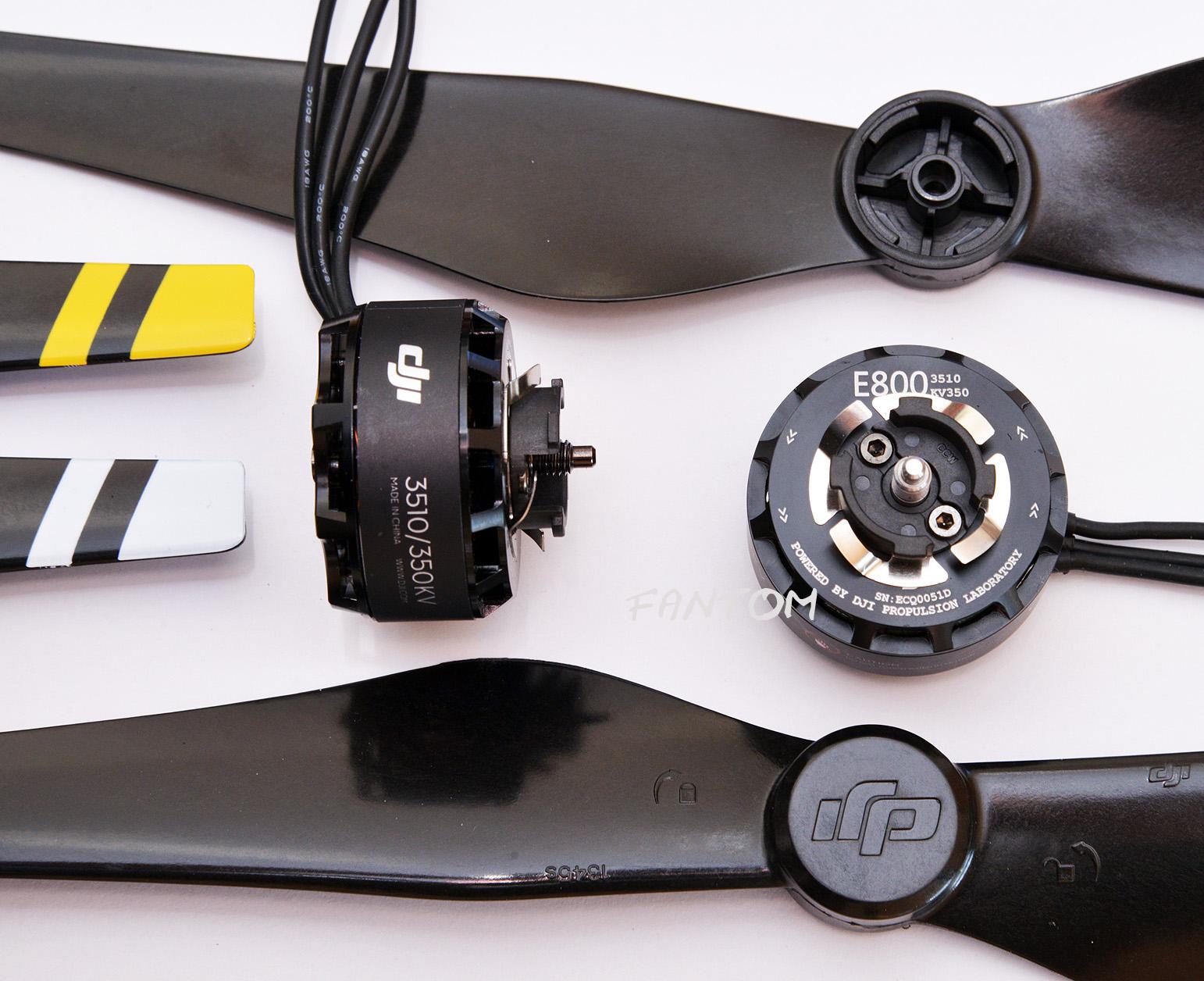 New DJI Propulsion Systems – e310 and e800 – flightbay
