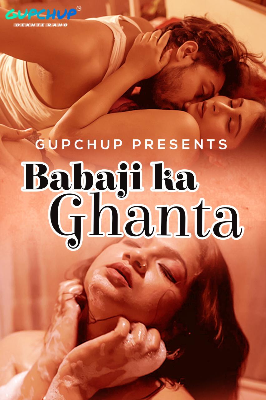 18+ Babaji Ka Ghanta (2021) Hindi S01E01-03 Gupchup Web Series 720p HDRip 500MB Download