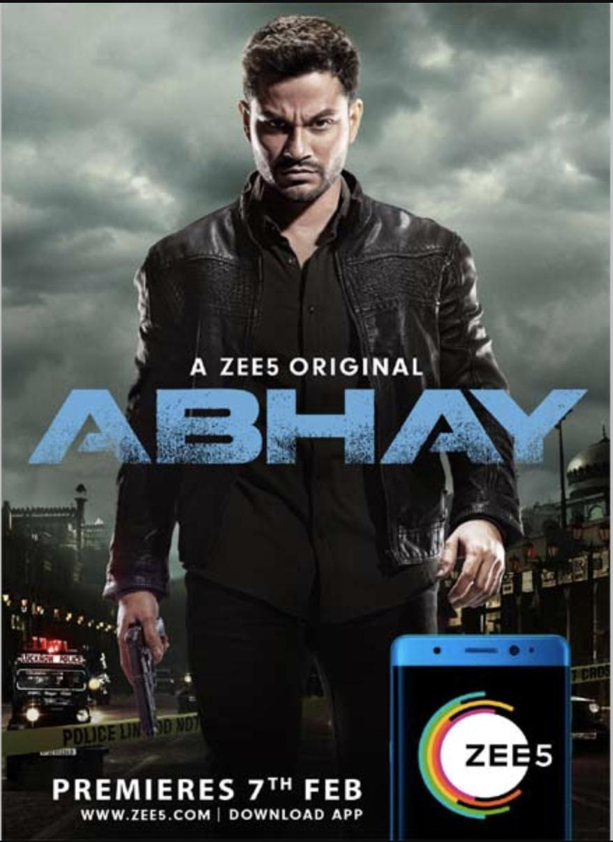 Abhay (2019) Hindi Complete 550MB HDRip 480p HEVC x265