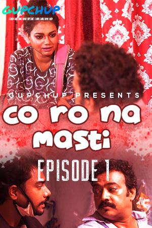 Corona Masti 2020 S01E01 Hindi Gupchup Web Series 720p HD 150MB Download