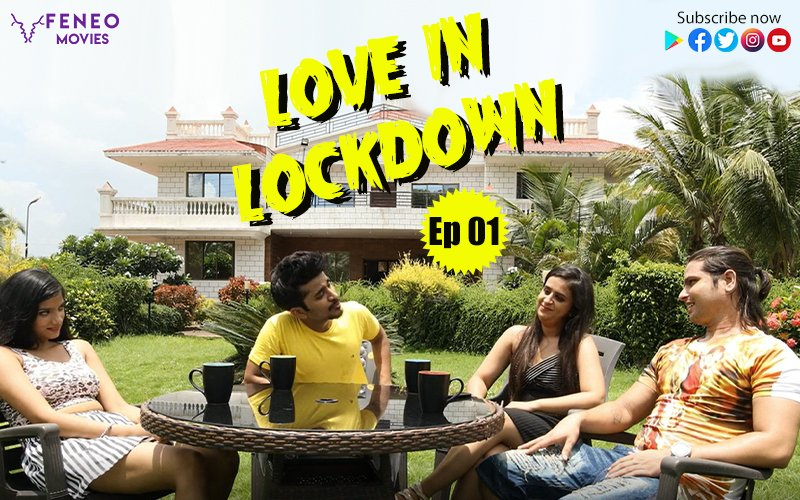 Love In Lockdown 2020 Hindi S01E01 Feneomovies Web Series 720p x264 150MB Download