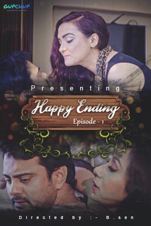 Happy Ending 2020 Hindi S01E01 Gupchup Web Series 720p x264 180MB Download