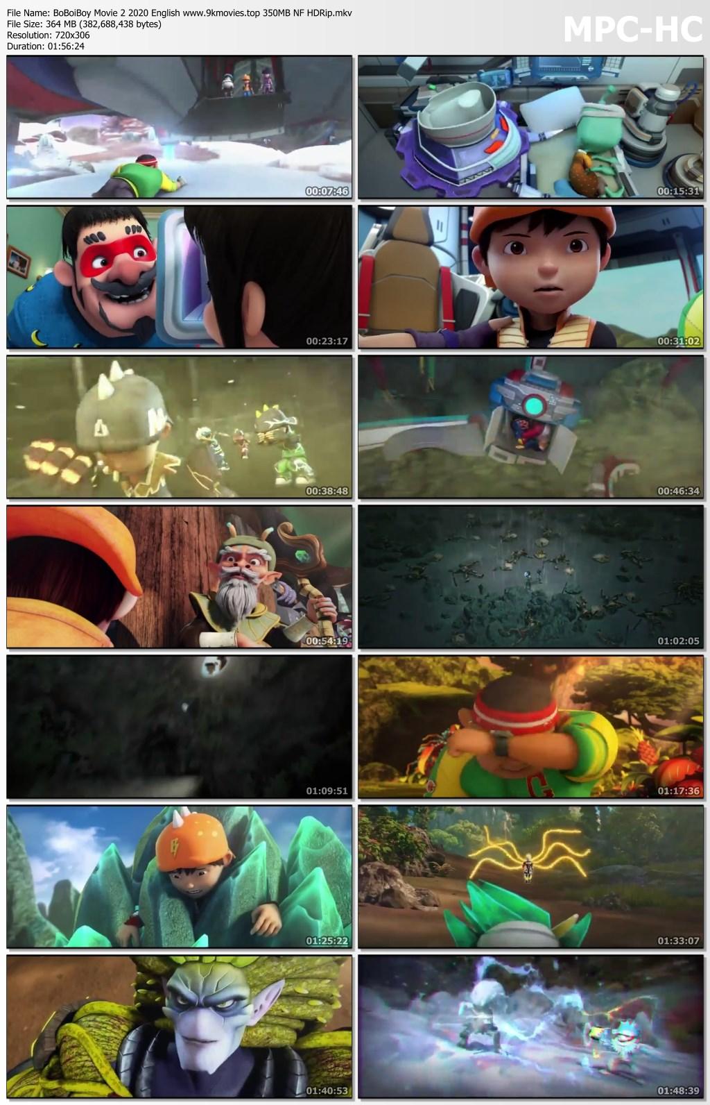 Download Film Boboiboy The Movie 2 Lk21 : download, boboiboy, movie, Boboiboy, Movie, English